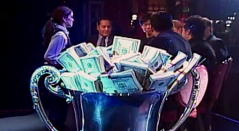 tv shows about blackjack casinos for high rollers