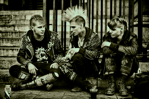 top 9 films about punks